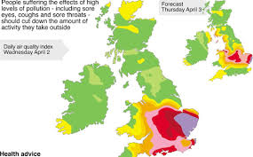 Choice Map Tackling Air Pollution Is A Matter Of Choice
