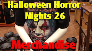 halloween horror nights orlando twitter halloween horror nights 26 merchandise universal orlando youtube