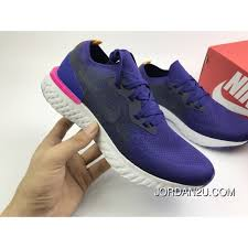 Nike React nike react black purple epic react flyknit prepare surface