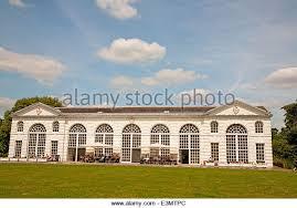 Royal Botanical Gardens Restaurant by Orangery Kew Gardens London Stock Photos U0026 Orangery Kew Gardens