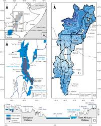 Kenya Map Africa by 100 Lakes In Africa Map Huge U0027 Water Resource Exists