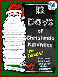 kindness holidays craft and activities