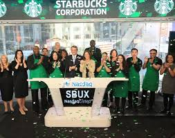 starbucks partners celebrate 25th anniversary of ipo starbucks