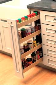 pull out racks for kitchen cabinets impressive spice racks kitchen cabinets ideas kitchen cabinet pull