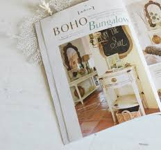 boho bungalow small spaces big charm cloth and patina