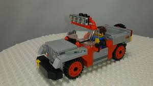 jurassic park jeep instructions custom builds jurassic park jeeps moc instructions youtube