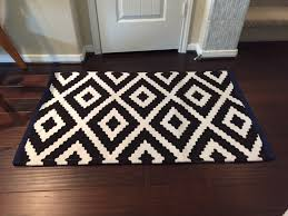 rugs black and white accent rug survivorspeak rugs ideas