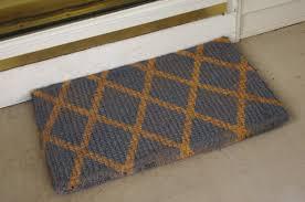 front door mats door decoration