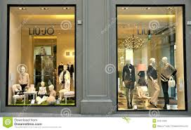 shop italy luxury fashion shop in italy editorial stock image image 23417329