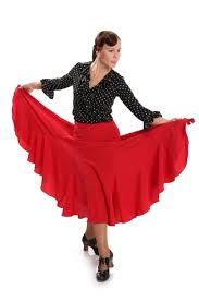 flamenco dansrok u203a dresses u0026 skirts u203a la sonanta flamenco