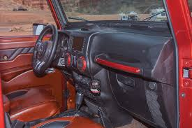 willys jeep truck interior 1955 willys built on a 2014 jeep jk trucks u0026 guns media