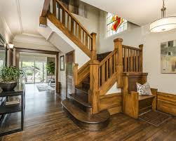 wood floor stairs houzz