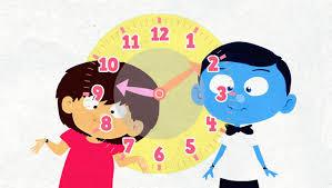 what time is it rockalingua