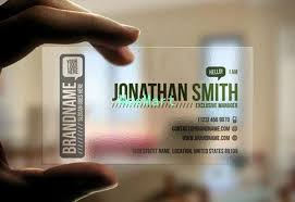 how much do business cards cost 200pcslot custom transparent pvc