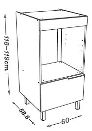 meuble cuisine colonne pour four encastrable meuble cuisine pour four encastrable amazing meuble cuisine pour