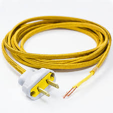 cloth covered wire from sundial wire home