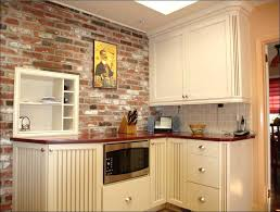 brick tile kitchen backsplash brick tile backsplash kitchen frann co