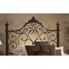 Rod Iron Headboard Wrought Iron Headboard King Foter