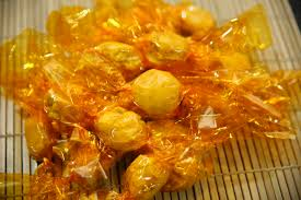how to make milky peanut butter yema candy 5 steps
