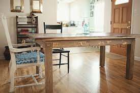 Furniture 20 Stunning Images Diy Reclaimed Wood Dining Table by Diy Home Decor Ideas