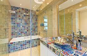 mexican tile bathroom ideas mexican bathroom ideas tile bathroom pictures mexican tile
