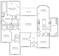 floor plans with dimensions rockport precision homes
