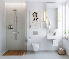 shower scandinavian bathroom ideas with minimalist shower unique modern wall hanging for small space using scandinavian bathroom ideas with white color and