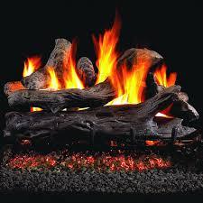 peterson real fyre 30 inch coastal driftwood indoor outdoor gas