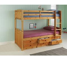 Argos Bunk Beds With Desk Buy Home Leigh Detachable Bunk Bed 2 Mattresses Pine At