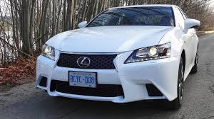 lexus gs sales figures 2015 lexus gs 350 awd f sport test drive review