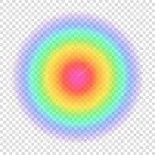 gradient rainbow color circle u2014 stock vector nastya mal 121679898