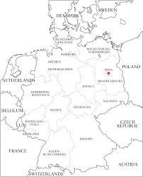 Baden Englisch Deutschlandkarte Englisch Deutschlandkarte