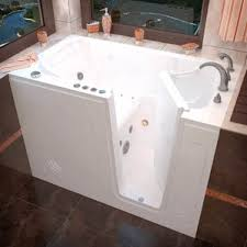 Bathtubs 54 Inches Long Walk In Tubs You U0027ll Love Wayfair