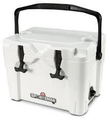 new igloo white cooler sportsman 20 quart ice chest large ebay
