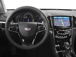 Cadillac Ats Coupe Interior 2016 Cadillac Ats Coupe 2dr Cpe 2 0l Standard Rwd Overview Roadshow