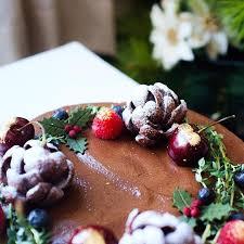 the vanessa chocolate coffee cookie cake u2014 florence yun