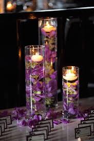 purple wedding centerpieces glamorous purple wedding ideas purple wedding floral designs