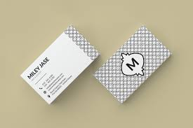 Simple Business Cards Templates 9 Simple Minimal Business Cards Graphic Pick