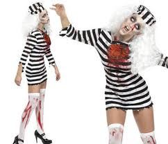 Halloween Jail Costumes Cheap Prison Costumes Women Aliexpress