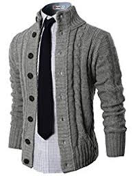 Drape Cardigan Pattern Mens Cardigans Amazon Com