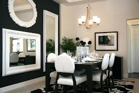 Wallpaper Designs For Dining Room Decoration Dining Room Feature Wall