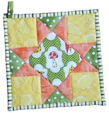 free patterns quilted potholders easy pocket potholder tutorial home made gifts pinterest