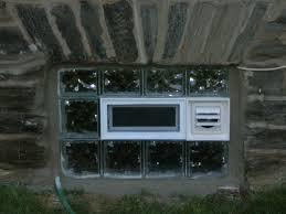 how to install glass block basement windows basements ideas