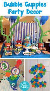 184 best bubble guppies images on pinterest birthday party ideas