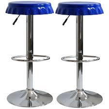 amerihome retro style soda cap adjustable height chrome bar stool amerihome retro style soda cap adjustable height chrome bar stool set bsset the home depot