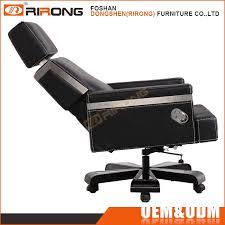 fauteuil bureau inclinable fauteuil bureau noir en cuir artificiel inclinable de haute en ce