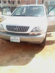 used lexus suv for sale in nigeria registered lexus rx 300 for sale autos nigeria