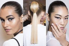 hair styles for spring 2015 new york fashion week spring 2015 best beauty trends hairstyles