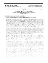 Jobs Resumes by Sensational Federal Resume Writers 9 Government Job Sample And