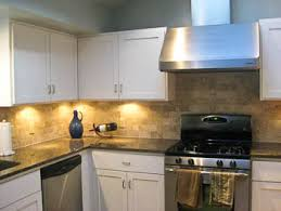 White Cabinets Brown Granite by Austin Granite Kitchen In Tropical Brown